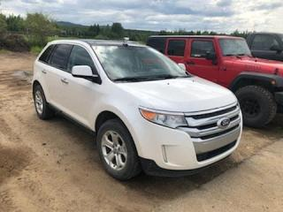 Used 2011 Ford Edge SEL ALL WHEEL DRIVE CLEAN CAR FAX for sale in Slave Lake, AB
