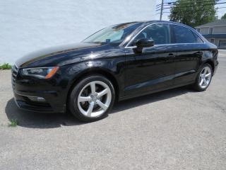 Used 2016 Audi A3 CUIR TOIT OUVRANT MAGS XENON **26,000KM** for sale in St-Eustache, QC