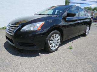 Used 2014 Nissan Sentra A/C CRUISE BLUETOOTH MANUELLE 2 ANS GARANTIE* for sale in St-Eustache, QC