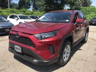 New 2020 Toyota RAV4 LE for sale in North Vancouver, BC