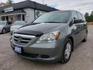 Used 2007 Honda Odyssey EX-L for sale in Bloomingdale, ON