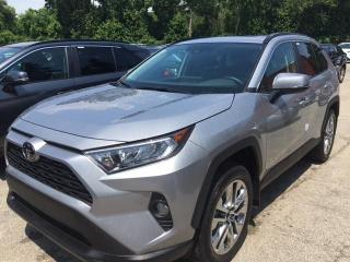 New 2020 Toyota RAV4 RAV4 AWD XLE XLE Premium AWD for sale in Mississauga, ON