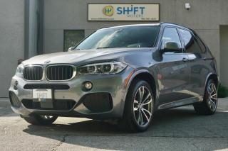Used 2017 BMW X5 xDrive35d M SPORT PKG, DIESEL, PREMIUM, ONE OWNER! for sale in Burlington, ON