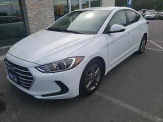 Used 2018 Hyundai Elantra GL HANDSFREE HEATED SEATS ALLOYS for sale in Trenton, ON