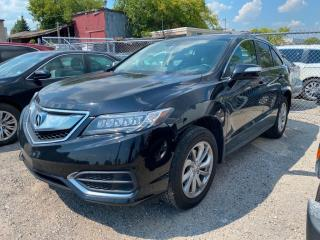 Used 2016 Acura RDX NAVIGATION | LEATHER | AWD /Technology Package for sale in Scarborough, ON