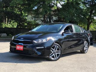 Used 2019 Kia Forte EX+ | SUNROOF |BACKUP AM |APPLE-ANDROID CARPLAY for sale in Stoney Creek, ON