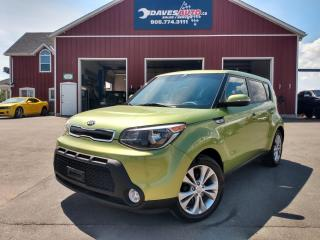 Used 2016 Kia Soul EX EX Bluetooth! Heated Seats! Steering wheel controls! for sale in Dunnville, ON