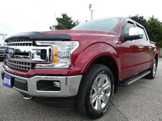 Used 2018 Ford F-150 XLT | Navigation | Remote Start | Hard Box Cover for sale in Essex, ON