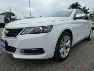 Used 2015 Chevrolet Impala LT | Sunroof | Heated Seats | Remote Start for sale in Essex, ON