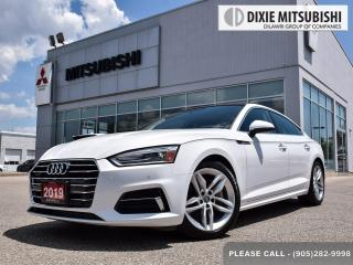 Used 2019 Audi A5 Sportback quattro for sale in Mississauga, ON