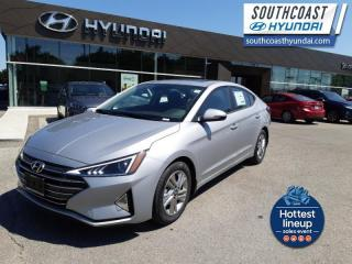 New 2020 Hyundai Elantra Preferred w/Sun & Safety Package IVT  - $141 B/W for sale in Simcoe, ON