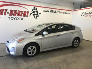 Used 2015 Toyota Prius NAVIGATION, TOIT OUVRANT for sale in St-Hubert, QC
