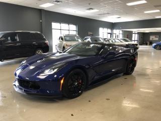 Used 2016 Chevrolet Corvette STINGRAY Z51*FULLY LOADED*NAVIGATION*360*CAMERA*CO for sale in North York, ON