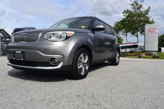 Used 2017 Kia Soul EV Luxury for sale in Coquitlam, BC