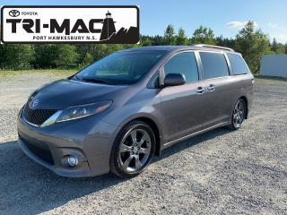 Used 2015 Toyota Sienna SIENNA SE V6 8 PASS for sale in Port Hawkesbury, NS
