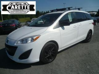 Used 2012 Mazda MAZDA5 for sale in East broughton, QC