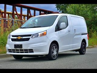 Used 2015 Chevrolet City Express 1LS for sale in vancouver, BC
