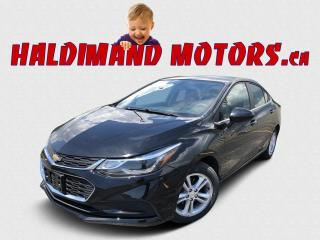 Used 2018 Chevrolet Cruze LT for sale in Cayuga, ON