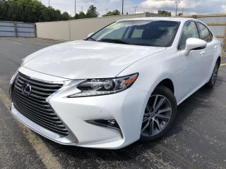 Used 2018 Lexus ES 300 h HYBRID 2WD for sale in Cayuga, ON