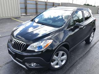 Used 2016 Buick Encore Convenience AWD for sale in Cayuga, ON