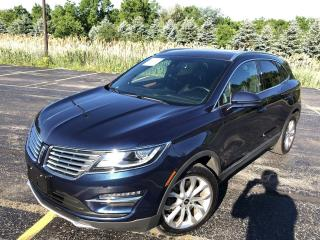 Used 2016 Lincoln MKC SELECT AWD for sale in Cayuga, ON