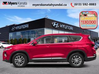 New 2020 Hyundai Santa Fe 2.0T Luxury AWD  - $261 B/W for sale in Kanata, ON