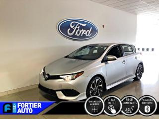 Used 2017 Toyota Corolla iM Hayon 4 portes BM for sale in Montréal, QC