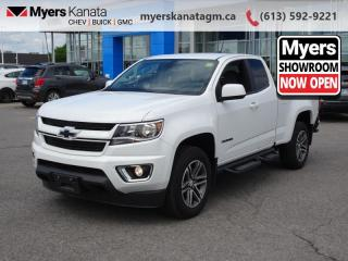 New 2020 Chevrolet Colorado 4WD Work Truck for sale in Kanata, ON