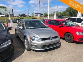 Used 2016 Volkswagen Golf Auto Comfortline 1.8 TSI + Caméra + Bluetooth for sale in Québec, QC