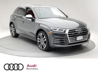 Used 2018 Audi SQ5 3.0T Technik quattro 8sp Tiptronic for sale in Burnaby, BC