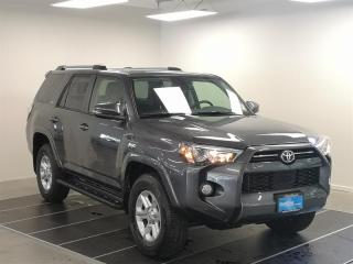 Used 2020 Toyota 4Runner SR5 V6 5A for sale in Port Moody, BC