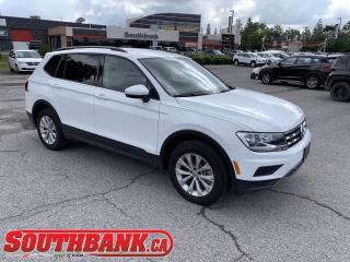 Used 2019 Volkswagen Tiguan Trendline for sale in Ottawa, ON