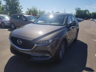 Used 2018 Mazda CX-5 GS* AWD* GPS* CUIR* CAMERA* for sale in Québec, QC