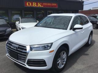Used 2019 Audi Q5 Komfort 45 TFSI quattro-CAMERA for sale in Laval, QC