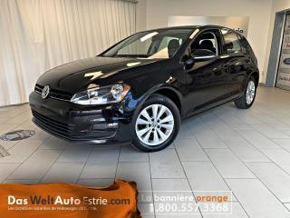 Used 2016 Volkswagen Golf 1.8 TSI Comfortline, Manuel Bas Kilo! for sale in Sherbrooke, QC