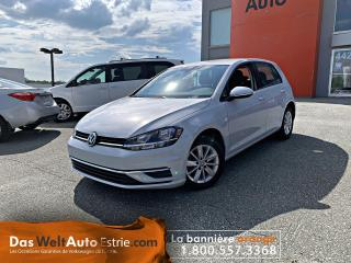 Used 2019 Volkswagen Golf Comfortline, Gr. Électrique, A/C, Automatique for sale in Sherbrooke, QC