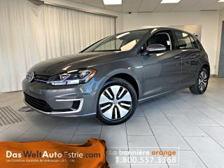 Used 2017 Volkswagen Golf e-Golf Comfortline, Automatique for sale in Sherbrooke, QC