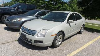 Used 2008 Ford Fusion SE for sale in New Hamburg, ON