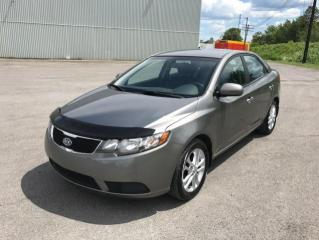 Used 2012 Kia Forte Berline 4 portes, boîte automatique, EX for sale in Quebec, QC