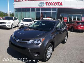 Used 2015 Toyota RAV4 LE AWD **CAMERA** for sale in St-Eustache, QC