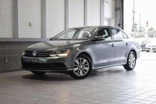 Used 2016 Volkswagen Jetta TRENDLINE+ for sale in Lasalle, QC