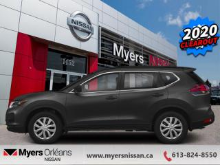 New 2020 Nissan Rogue AWD SV  - Heated Seats - $206 B/W for sale in Orleans, ON