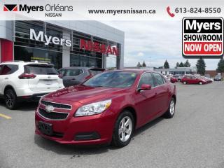 Used 2013 Chevrolet Malibu LT  - Bluetooth -  SiriusXM - $86 B/W for sale in Orleans, ON