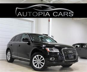 Used 2014 Audi Q5 quattro 4dr 2.0L Progressiv for sale in North York, ON
