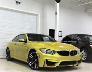 Used 2017 BMW M4 2DR CPE for sale in North York, ON