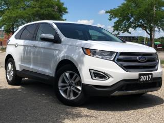 Used 2017 Ford Edge 4DR SEL FWD for sale in Waterloo, ON