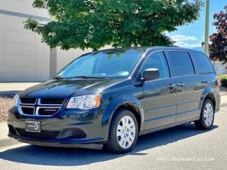 Used 2015 Dodge Grand Caravan 4dr Wgn Canada Value Package for sale in Vancouver, BC