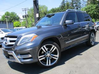 Used 2015 Mercedes-Benz GLK-Class GLK 250 BLUETEC|NAVIGATION|PANORAMA|88,000KMS for sale in Burlington, ON
