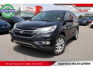 Used 2015 Honda CR-V AWD 5dr EX for sale in Whitby, ON