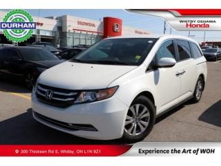 Used 2017 Honda Odyssey EX for sale in Whitby, ON